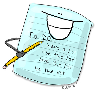 Image result for i love lists