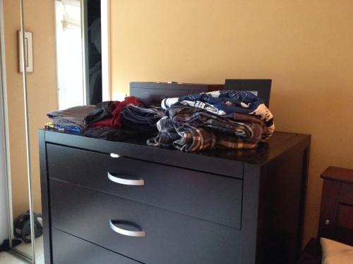 dresser laundry